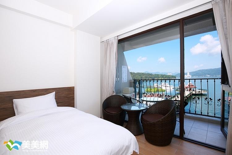 日月潭民宿-明月湖旅店湖景客房