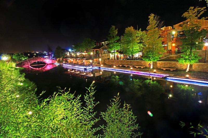 國立傳統藝術中心(夜遊篇)
