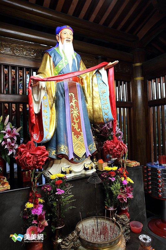 日月潭景點-龍鳳宮(月下老人廟)