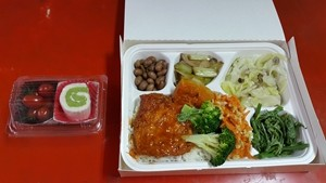 斗六素食餐廳-尤佳莉素食
