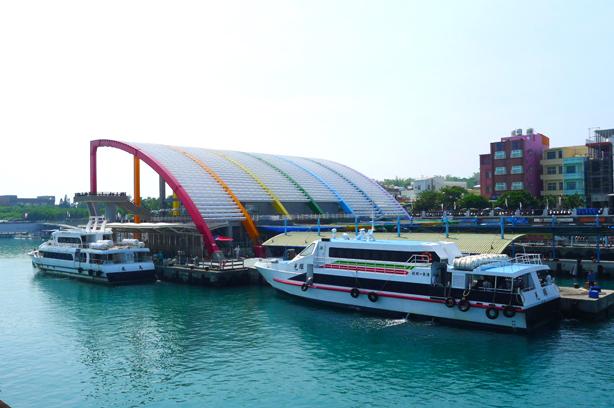 小琉球白沙觀光港