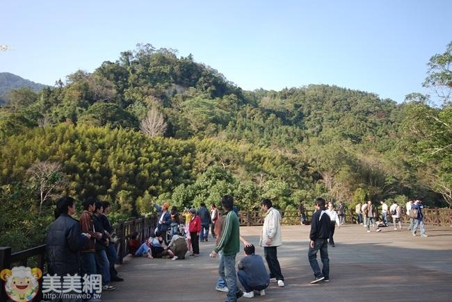 南庄蓬萊溪護魚步道