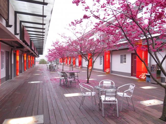 三義藝術村櫻花渡假會館