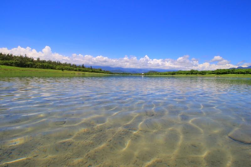 台東森林公園活水湖(綠水湖)