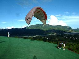 高台飛行傘區(活動照片一)