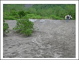 雷公火泥火山(照片二)