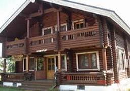 永安芬蘭原木屋(外觀照片)