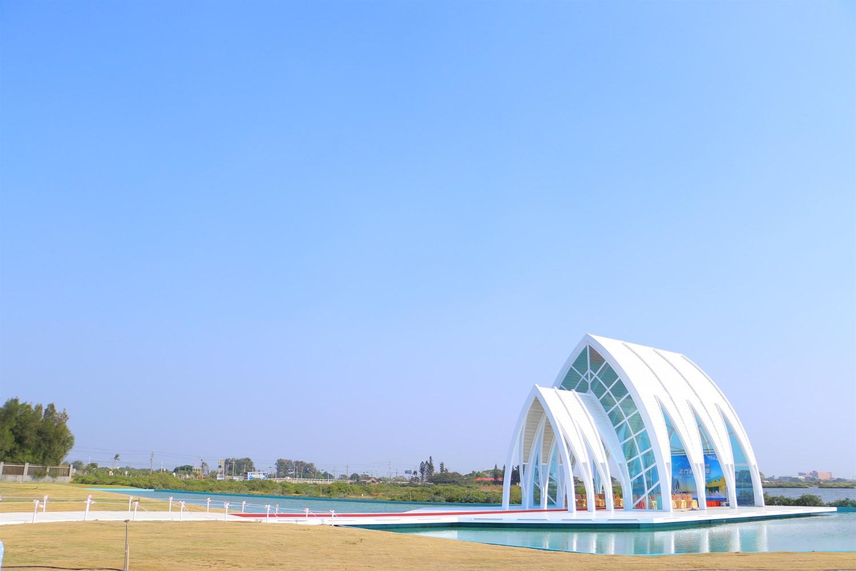 北門遊客中心-水晶教堂