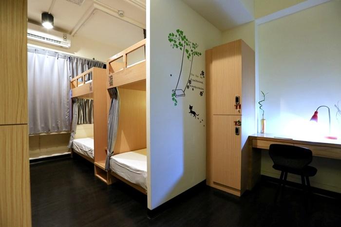 【台北】西門町住宿 群悅青年旅館 五星設備平價享受