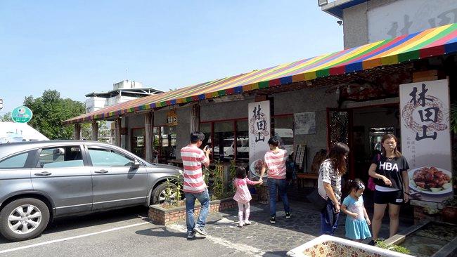 【花蓮美食】人氣第一美食~花東縱谷的林田山豬腳