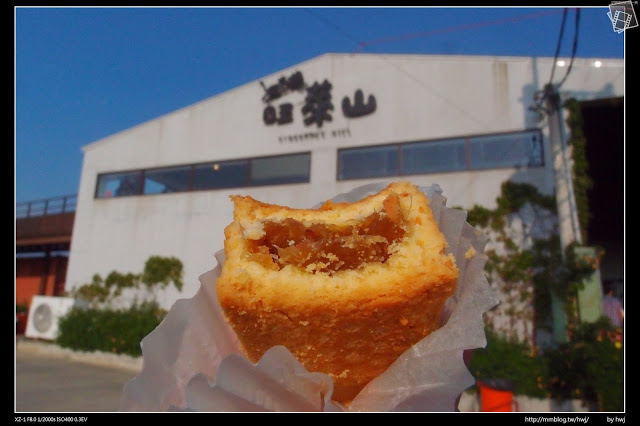 旺萊山鳳梨酥觀光休閒園區