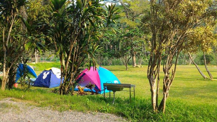 滴水山莊露營區