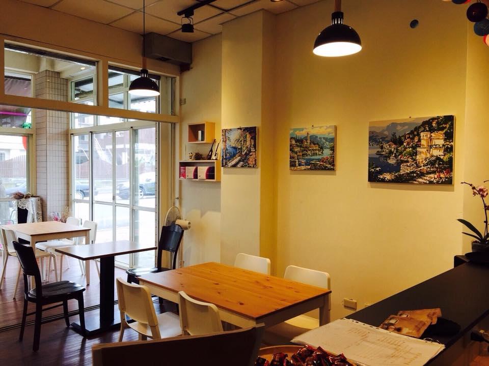 麥子鄉村咖啡館