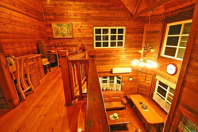 木屋客厅 - 更多照片 |