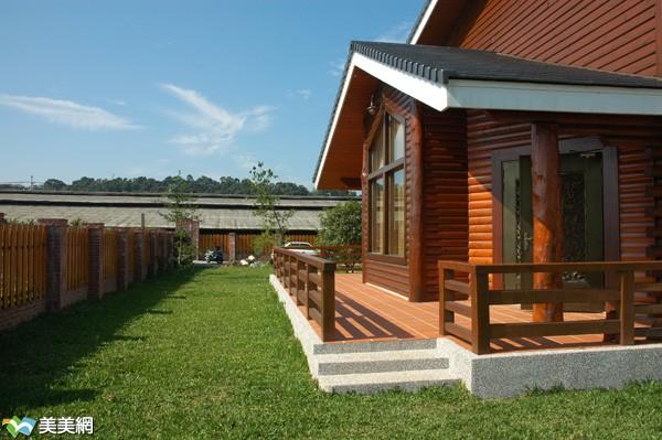 农村木屋房间图片
