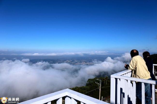 溪頭-天梯風景線-望際回家民宿