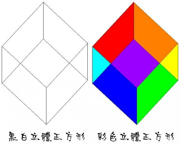 立体正方形(第三版本)