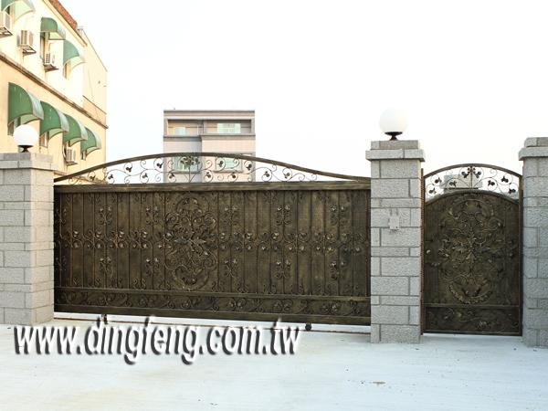 农村住宅围墙大门风水