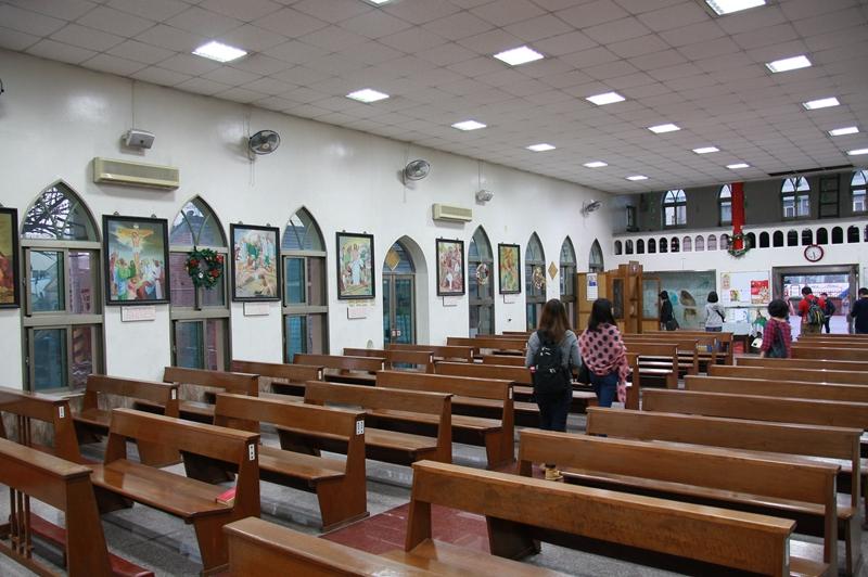 雲林景點-鹿寮百年天主教堂