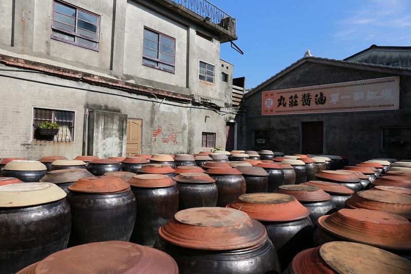 西螺丸莊醬油觀光工廠
